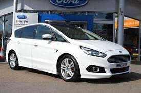 2015 Ford S-MAX 2.0 TDCi 180 Titanium Sport 5 door Diesel Estate