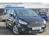 2016 Ford S-MAX 2.0 TDCi 150 Titanium 5 door Powershift Diesel Estate