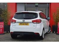 2014 Kia Carens 1.7 CRDi 3 5 door [Sat Nav] Diesel Estate