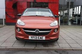 2013 Vauxhall Adam 1.4i Slam 3 door Petrol Hatchback