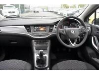 2017 Vauxhall Astra 1.4T 16V 125 Energy 5 door Petrol Hatchback