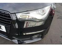 2012 Audi A1 1.4 TFSI S Line 5 door S Tronic Petrol Hatchback