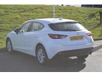 2015 Mazda 3 2.0 SE 5 door Petrol Hatchback
