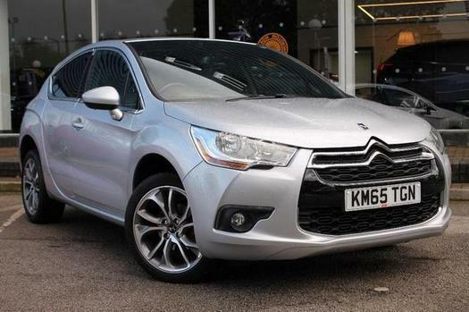 2015 Citroen DS4 2.0 BlueHDi [150] DStyle Nav 5 door Diesel Hatchback