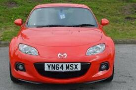 2014 Mazda MX-5 2.0i Sport Tech Nav 2 door Petrol Convertible
