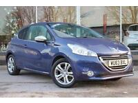 2013 Peugeot 208 1.2 VTi Allure 3 door Petrol Hatchback