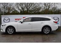 2014 Mazda 6 2.0 SE-L Nav 5 door Petrol Estate