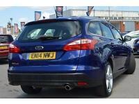 2014 Ford Focus 2.0 TDCi 163 Titanium X 5 door Diesel Estate