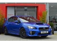 2014 Subaru WRX STi 2.5 WRX STi Type UK 4 door Petrol Saloon