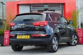 2014 Kia Sportage 2.0 CRDi KX-3 5 door [Sat Nav] Diesel Estate