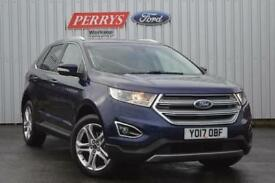 2017 Ford Edge 2.0 TDCi 210 Titanium 5 door Powershift Diesel Estate