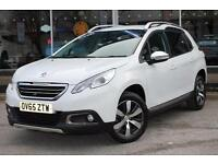 2015 Peugeot 2008 1.6 BlueHDi 100 Allure 5 door [Non Start Stop] Diesel Estate