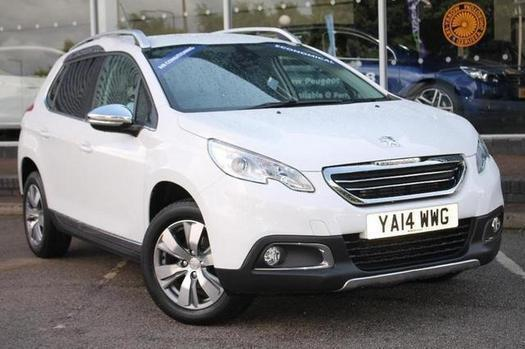 2014 Peugeot 2008 1.2 VTi Allure 5 door Petrol Estate