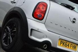 2014 MINI Countryman 2.0 Cooper S D 5 door Auto Diesel Hatchback