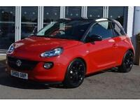 2016 Vauxhall Adam 1.2i Energised 3 door Petrol Hatchback