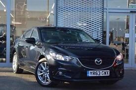 2013 Mazda 6 2.0 SE-L Nav 4 door Petrol Saloon