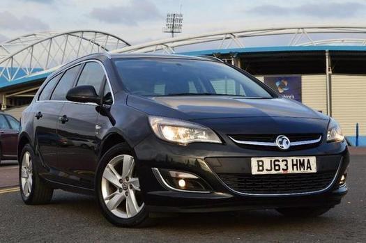 2013 Vauxhall Astra 2.0 CDTi 16V SRi 5 door Diesel Estate