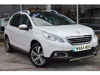 2014 Peugeot 2008 1.6 e-HDi Feline 5 door [Calima] Diesel Estate