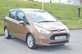 2015 Ford B-MAX 1.6 Titanium 5 door Powershift Petrol Hatchback