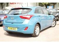 2014 Hyundai i30 1.6 CRDi Blue Drive Edition 5 door Diesel Hatchback
