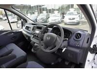 2017 Vauxhall Vivaro 2700 1.6CDTI 120PS H1 Van Diesel