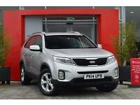 2014 Kia Sorento 2.2 CRDi KX-2 5 door Diesel Estate