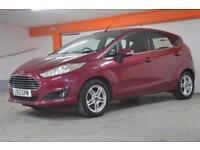 2013 Ford Fiesta 1.0 EcoBoost Zetec 5 door Petrol Hatchback