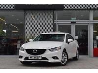 2013 Mazda 6 2.2d SE-L Nav 4 door Diesel Saloon