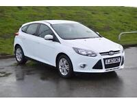 2013 Ford Focus 1.6 125 Titanium Navigator 5 door Powershift Petrol Hatchback