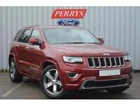 2015 Jeep Grand Cherokee 3.0 CRD Overland 5 door Auto Diesel Estate