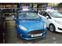 2013 Ford Fiesta 1.25 82 Zetec 3 door Petrol Hatchback