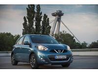 2016 Nissan Micra 1.2 Acenta 5 door [Sat Nav] Petrol Hatchback