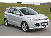 2015 Ford Kuga 2.0 TDCi 180 Titanium X Sport 5 door Diesel Estate