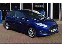 2014 Ford Fiesta 1.0 EcoBoost 125 Titanium 3 door Petrol Hatchback