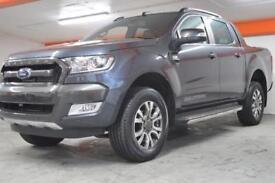 2017 Ford Ranger Pick Up Double Cab Wildtrak 3.2 TDCi 200 Auto Diesel Double Cab