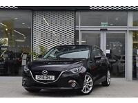 2015 Mazda 3 2.0 Sport Nav 5 door Petrol Hatchback