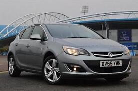 2015 Vauxhall Astra 1.4i 16V SRi 5 door Petrol Hatchback