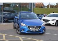 2016 Mazda 2 1.5 Sport Nav 5 door Petrol Hatchback