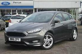 2016 Ford Focus 1.0 EcoBoost 125 Zetec S 5 door Petrol Hatchback
