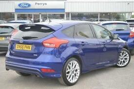 2016 Ford Focus 1.5 EcoBoost ST-Line 5 door Petrol Hatchback