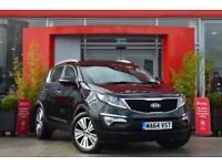 2014 Kia Sportage 1.7 CRDi ISG 3 5 door [Sat Nav] Diesel Estate