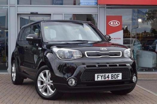 2014 Kia Soul 1.6 CRDi Connect Plus 5 door Diesel 4x4