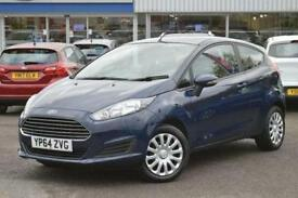 2014 Ford Fiesta 1.25 Style 3 door Petrol Hatchback