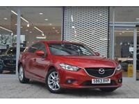 2014 Mazda 6 2.0 SE-L Nav 4 door Auto Petrol Saloon