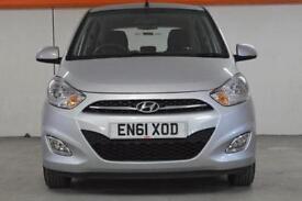 2012 Hyundai i10 1.2 Active 5 door Petrol Hatchback