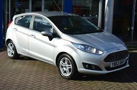 2014 Ford Fiesta 1.6 Zetec 5 door Powershift Petrol Hatchback