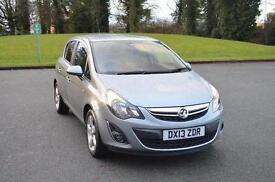 2013 Vauxhall Corsa 1.2 SXi 5 door [AC] Petrol Hatchback