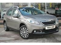 2014 Peugeot 2008 1.6 e-HDi Active 5 door EGC Diesel Estate