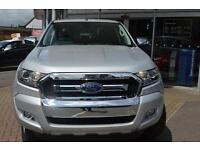2016 Ford Ranger Pick Up Double Cab Limited 2 2.2 TDCi Auto Diesel Van