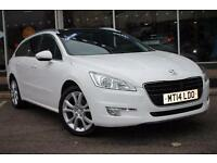 2014 Peugeot 508 SW 2.0 HDi 140 Active 5 door [Sat Nav] Diesel Estate